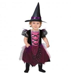 Déguisement Petite Sorcière Bébé Halloween