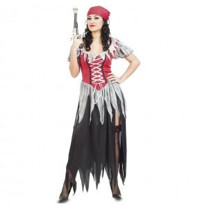 Déguisement Boucanière Pirate femme
