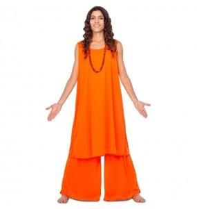 Déguisement Bouddhiste Hare Krishna femme
