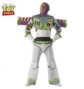 Déguisement Buzz Lightyear adulte