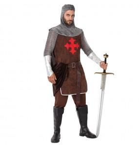 Déguisement Chevalier Médiéval Croisé homme