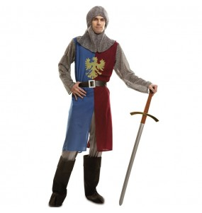 Déguisement Chevalier Médiéval Croisé
