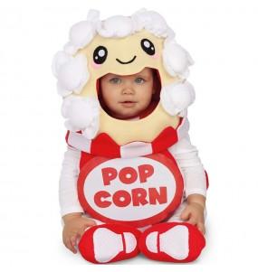 Déguisement Boîte Popcorn bébé balloon