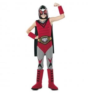 Déguisement Lutte Wrestling garçon