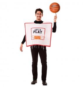 Déguisement Panier Basket adulte
