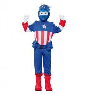 Déguisement Captain America enfant