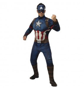 Déguisement Captain America Les Vengeurs homme