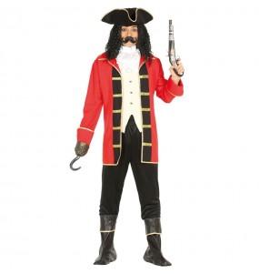Déguisement Capitaine Crochet homme