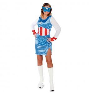 Déguisement Capitaine America