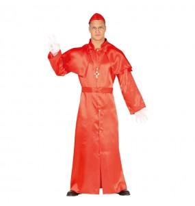 Déguisement Cardinal Rouge
