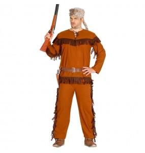 Déguisement Trappeur Daniel Boone