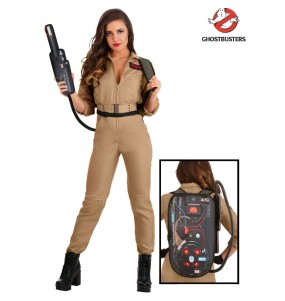 Déguisement Ghosbusters femme