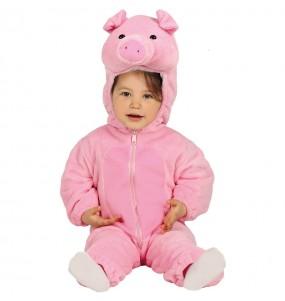 Déguisement Petit Cochon pour bébé