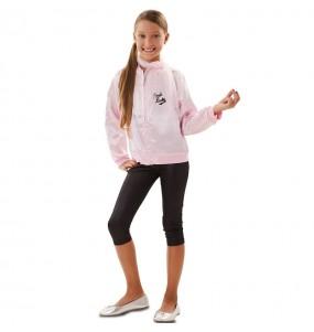 Déguisement Pink Lady Grease pour fille
