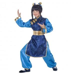 Déguisement Chinoise Élégante fille