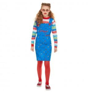 Déguisement Chucky fille