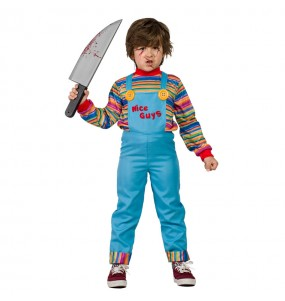 Déguisement Chucky La Poupée de Sang garçon