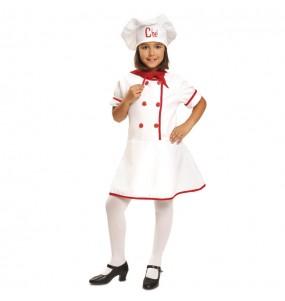 Déguisement Cuisinière Masterchef pour fille