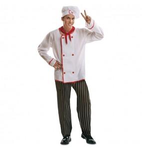 Déguisement Cuisinier Masterchef pour homme