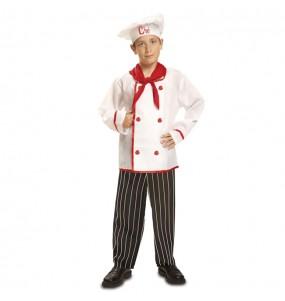 Déguisement Cuisinier Masterchef pour garçon
