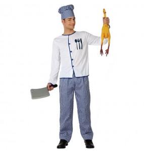 Déguisement Cuisinier pour homme