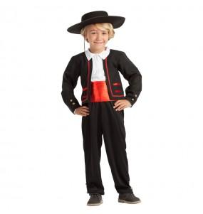 Déguisement Cordouan Flamenco pour garçon
