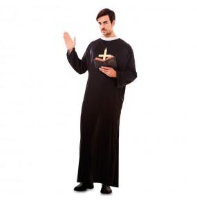 Déguisement Prêtre pas cher adulte