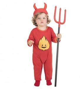 Déguisement Démon des Enfers bébé
