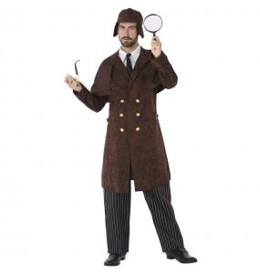 Déguisement Détective Sherlock Holmes homme