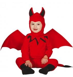 Déguisement Diable ailé bébé