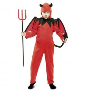 Déguisement Diable Rouge