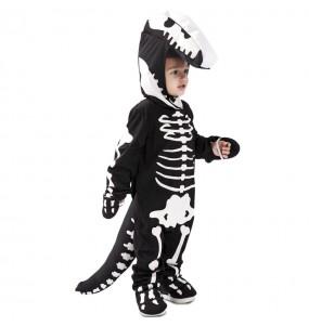 Déguisement Dinosaur squelette garçon