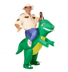 Déguisement Dinosaure Ride On