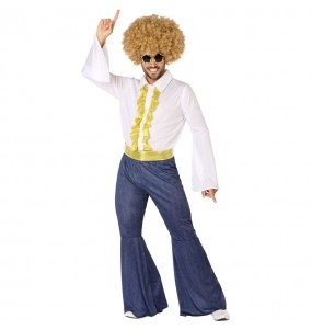 Déguisement Disco Saturday Night Fever homme