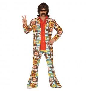 Déguisement Disco Star années 70 homme