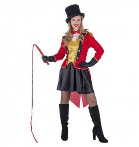 Déguisement Dompteuse du Cirque femme