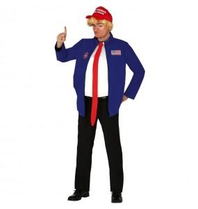 Déguisement Donald Trump homme