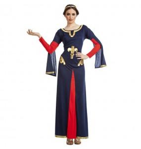 Déguisement Dame de la Cour médiévale femme