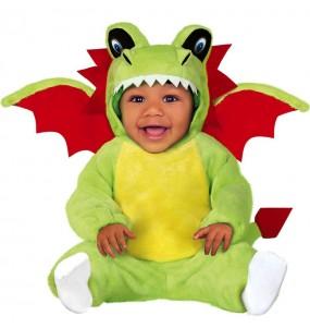 Déguisement Dragon avec ailes Bébé