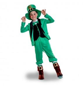 Déguisement Elfe Saint Patrick's garçon