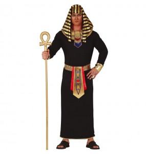Déguisement Egyptien noir homme