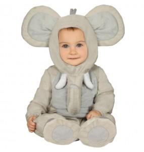 Déguisement Éléphant bébé