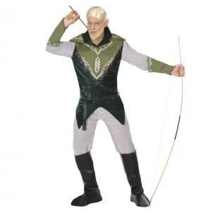 Déguisement Elfe Archer homme