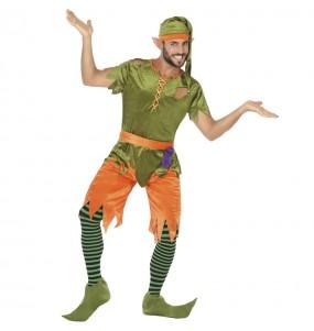 Déguisement Elfe des bois homme