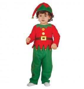 Déguisement Elfe Noël Bébé