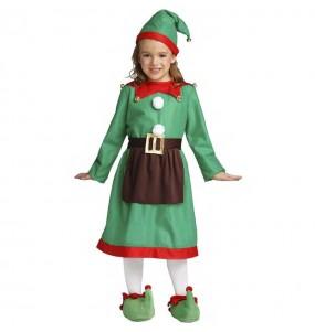 Déguisement Elfe pour fille