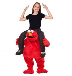 Déguisement Porte Moi Elmo enfant