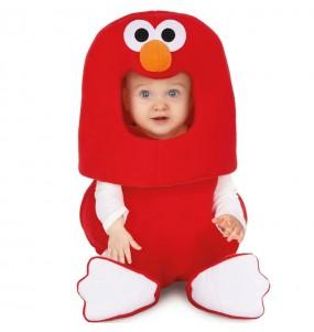 Déguisement Elmo Balloon Sesame Street pour bébé