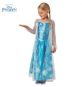 Déguisement Elsa Frozen Classic pour fille