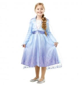 Déguisement Elsa Frozen 2 Classic fille